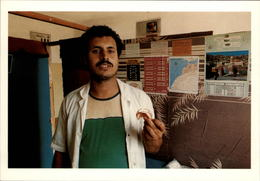 MAROC - Dentiste - 1989 - Photo: KERVINIO - Maroc