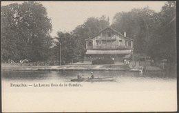 Le Lac Au Bois De La Cambre, Bruxelles, C.1900-05 - U/B CPA - Ixelles - Elsene