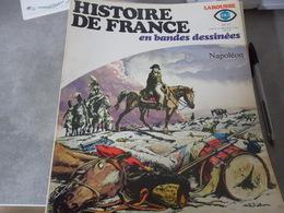HISTOIRE DE FRANCE EN BANDES DESSINEES**  NUMERO 17  NAPOLEON  FEVRIER1978 - Non Classés