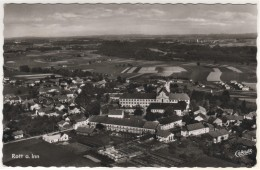Rott Am Inn - S/w Luftbild 1 - Deutschland