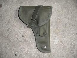 Etui,holster Pour PA MAC 50,ou Autres Armes Du Meme Type,manurhin,P 08,P 38,colt 45 Etc... - Equipment