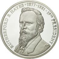 United States Of America, Médaille, Les Présidents Des Etats-Unis, R. Hayes - Etats-Unis