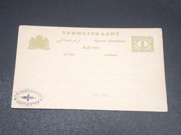INDES NÉERLANDAISES - Entier Postal Non Circulé - L 19946 - Indes Néerlandaises