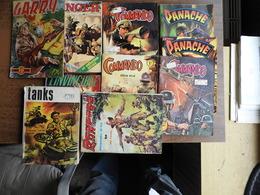 """Lot De BD """"pocket"""" Thème Guerre 1940-1945 - Books, Magazines, Comics"""