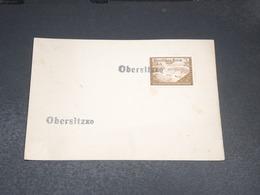 ALLEMAGNE - Griffe Linéaire De Obersitzko Sur Carte - L 19951 - Deutschland
