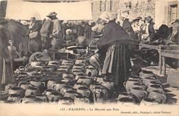 22-PAIMPOL- LE MARCHE AUX POTS - Paimpol