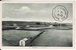 DJIBOUTI --  Les Salines  Avec Cachet De 1933 - Djibouti