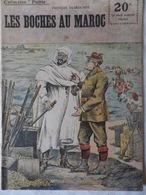 Collection Patrie  Les Boches Au Maroc  N°113 édit ROUFF 1919 - War 1914-18
