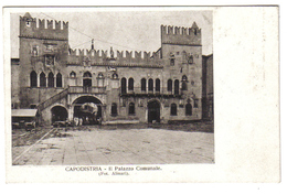 CAPODISTRIA IL PALAZZO COMUNALE NON VIAGGIATA COD C.936 - Italia