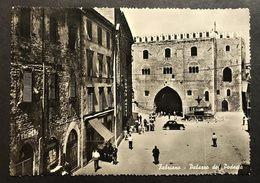 Fabriano Palazzo Del Podestà VIAGGIATA 1961  COD C.2031 - Ancona