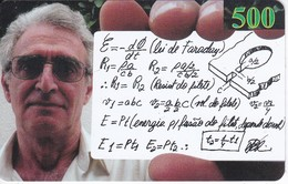 TARJETA DE BRASIL DEL 2º ENCONTRO DE TELECARTOFILIA - CAMPINAS 2002 DE TIRADA 250 (BARDINI - NEC) - Brazilië