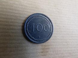 RARE 100 FRANCS TRIGNAC - Professionals / Firms