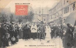 22-TREGUIER- LA PROCESSION DE ST-YVES - Tréguier