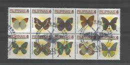 Philippines 2005  Butterflies  Y.T. 2987/2996  (0) - Butterflies