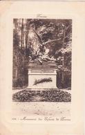 CPA -  PROVINS - 144. Monument Des Enfants Des Provins - Provins