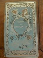 BOEK   GENEES - EN  GIFTPLANTEN Door Dr.  Y. D. V.     WITTERYCK   DRUK .-  UITGEVER  BRUGGE  1910 - Books, Magazines, Comics
