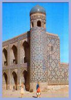 CPSM - Samarcande (Ouzebekistan) - Tilya-Kori-Madrasa - Uzbekistan