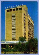 """CPSM - Samarcande (Ouzebekistan) - Hotel """"""""Samarcande - Ouzbékistan"""