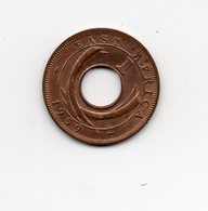 BRITISH EAST AFRICA USED ONE CENT COIN BRONZE Of 1959 H. - Africa Orientale E Protettorato D'Uganda