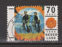 Nederland Netherlands Niederlande, Holanda, Pays Bas Nr 1679 Used ; Fiets, Bicyclette, Bicicleta 1996 MUCH MORE BICYCLES - Transportmiddelen