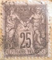 Type Sage Type Ll N° 97 - 1876-1898 Sage (Type II)