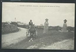FINISTERE - POINTE SAINT MATHIEU Anciens Gibets Des Moines De L'Abbaye  - Zbe29 - Le Conquet