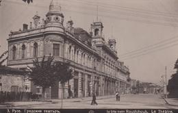 ROUSTCHOUK, Le Theatre, 1934, Gute Erhaltung - Russland