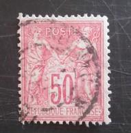 Type Sage Type Ll N° 98 - 1876-1898 Sage (Tipo II)