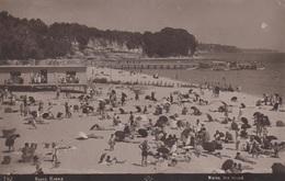 WARNA - Der Strand, Gel.1933, Gute Erhaltung - Bulgarien