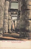 KARNAK Ägypten, Granite Temple, Gel.191?, Gute Erhaltung - Ägypten