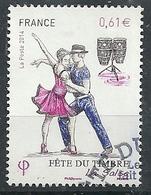 FRANCIA 2014 - YV 4904 - Cachet Rtonbd - France