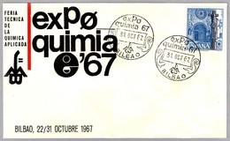 EXPOQUIMIA'67 - Applied Chemistry Fair. Bilbao, Vizcaya, Pais Vasco, 1967 - Química