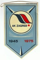 Sport / AK Zagreb 1945 - 1975 / Flag, Pennant - Sports