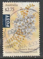 Australia 2016 The 90th Anniversary Of The Birth Of Queen Elizabeth II $2.75 Multicoloured SW 3558  O Used - Used Stamps