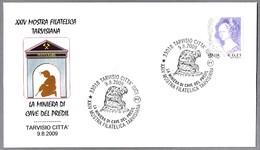 MINERIA DE CAVE DEL PREDIL. MINERO - MINE-WORKER. Tarvisio, Udine, 2009 - Minerales