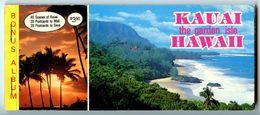 United States Modern Postcard Album Kauai, Hawaii - Kauai