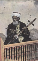 MUSICIEN ARABE Ägypten, 1905?, Gute Erhaltung - Egypt