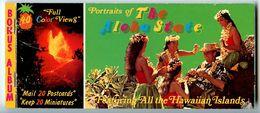 United States Modern Postcard Album Hawaii, The Aloha State - United States