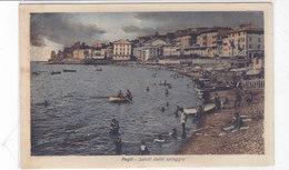 CARD PEGLI-GENOVA- SPIAGGIA  -FP-V -2-  0882-28219 - Genova (Genoa)