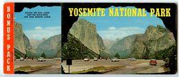 United States Modern Postcard Album Yosemite National Park, California - Yosemite