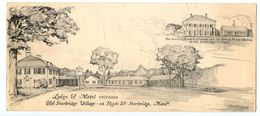 United States 1961 Postcard Old Sturbridge Village Lodge & Motel - Sturbridge, Massachusetts - Other