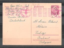 """EP Allemagne """"gepruft Oberkommando Der Wehrmacht"""" Berlin 3.12.1941 - Allemagne"""
