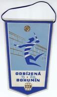 Volleyball / Czechoslovakia / TJ Bohumin / Flag, Pennant / Sport - Sports
