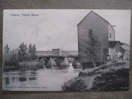 Tarjeta Postal - Chile Chili - Osorno - Puente Rahue - Edit. Guillermo Kleibömer Osorno - Chili