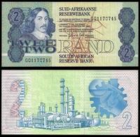 South Africa 2 RAND Sign 6 ND (1978-90) P 118d UNC  (Zuid-Afrika, Sudafrica, Afrique Du Sud) - Afrique Du Sud