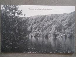 Tarjeta Postal - Chile Chili - Osorno - A Orillas Del Rio Damas - Imp. Central Osorno - Chili