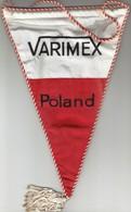 Poland / Varimex / Flag, Pennant - Scudetti In Tela