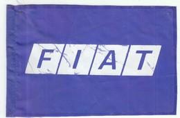Italy / FIAT / Flag, Pennant - Blazoenen (textiel)