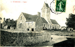 AL 254 - C P A -  HUDIMESNIL   (50)  L'EGLISE - Other Municipalities