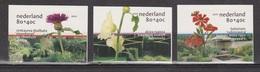 Netherlands Nederland Pays Bas Niederlande Holanda 1970-1972 MNH Bloemen, Blumen, Flores, Fleurs, Flowers 2001 - Sin Clasificación